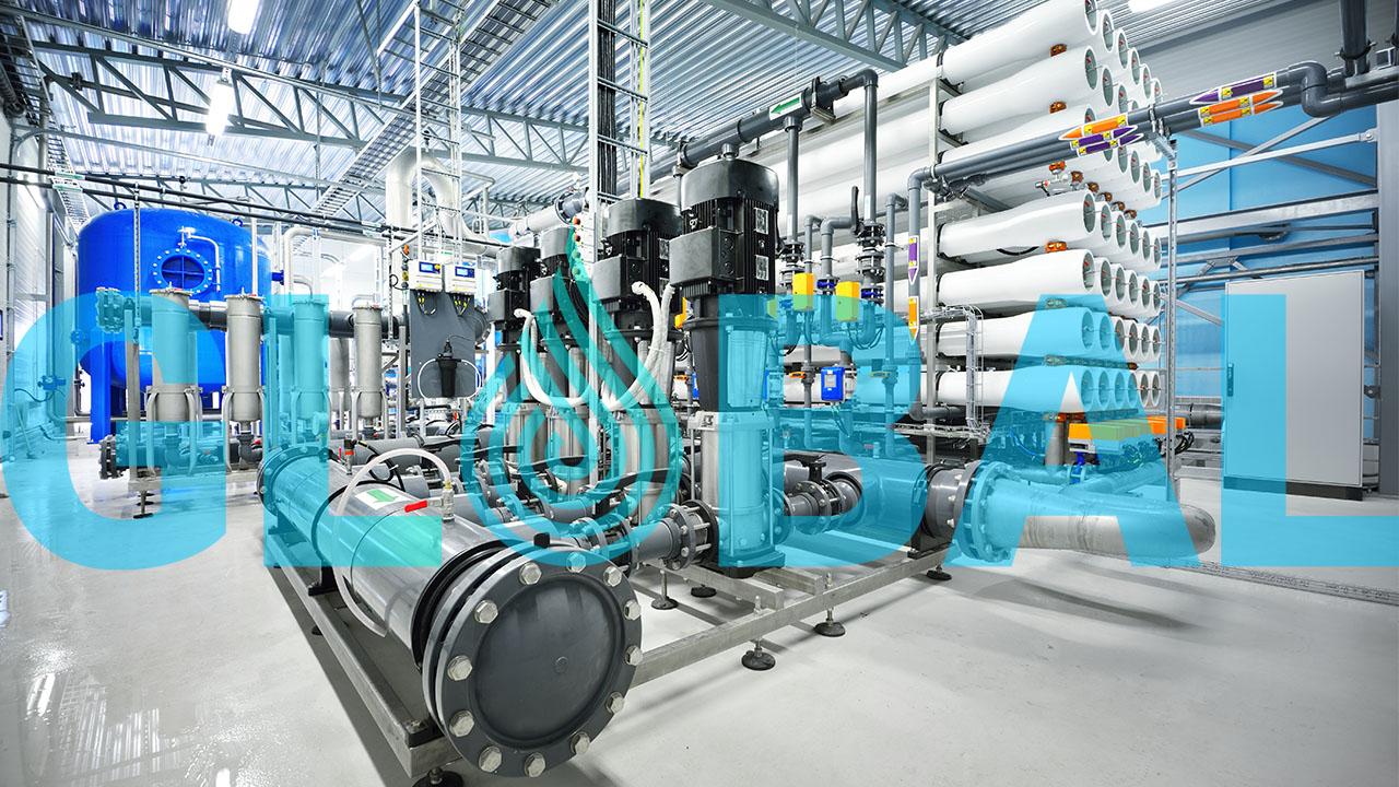 Endüstriyel Ters Ozmoz Sistemleri